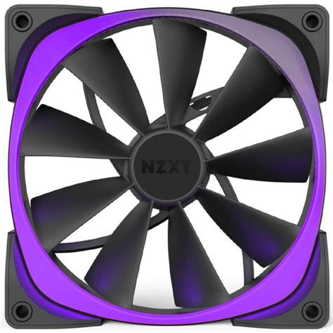Nzxt Aer Rgb Fan 3 Pack 12cm nzxt aer rgb 120mm fan pack rf ar120 t1 mwave au