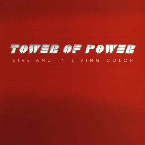 color of power live and in living color by tower of power napster