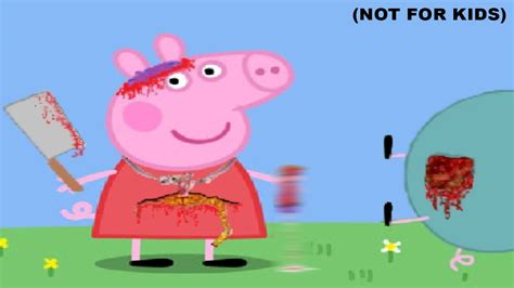 Peppa Pig Meme - peppa pig hilarious ghetto voice overs and dank memes