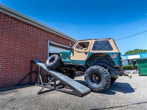Jeep Tj Arm Kit 2000 Jeep Wrangler Tj Bds Arm Suspension Install