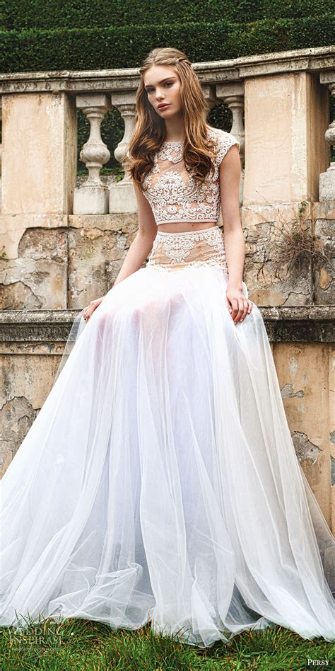 Persy 2016 ?Le Jardin? Wedding Dresses ? Exclusive First