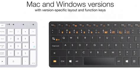Keyboard Mobile Gear Kb51 satechi bt smart keyboard takes on apple for desktop and mobile slashgear