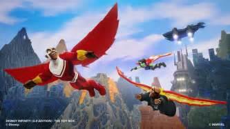 Disney Infinity 2 Disney Infinity 2 0 Marvel Heroes Gets Two New