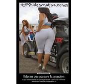 Im&225genes Y Carteles De NALGONA  Desmotivaciones