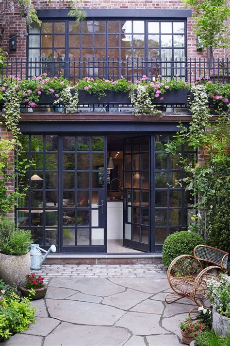 House Design Zen Style by Town House Manhattan S West Village Real Homes