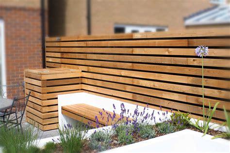 Homeofficedecoration Contemporary Garden Wall Ideas Wooden Garden Walls