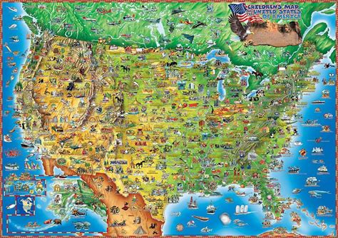 map of tourist attractions united states map tourist attractions travelquaz