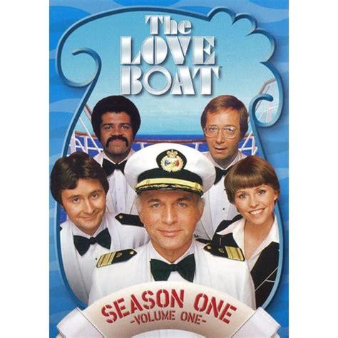 love boat season 3 the love boat season one vol 1 3 discs target