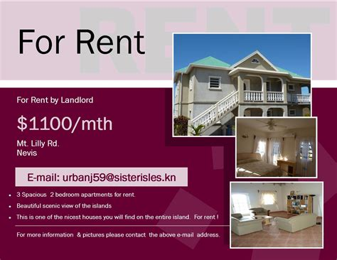 3 beautiful 2bedrooms apartment for rent mua nevis