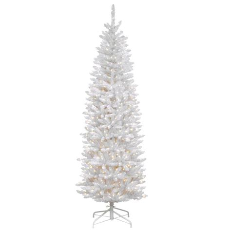 national tree company 7 ft kingswood white fir hinged