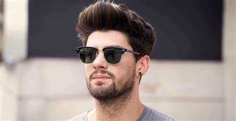 How To Style Hair To Look by How To Style A Modern Quiff The Idle