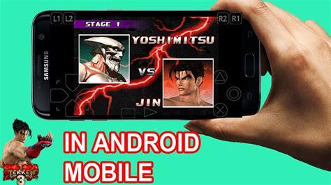 tekken 3 apk for android tekken 3 fighting for android apk app android