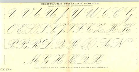 lettere maiuscole in corsivo scritture america s best lifechangers