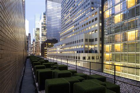 Landscape Architect Salary New Jersey Moma Roof Landscape Installation Architect Magazine