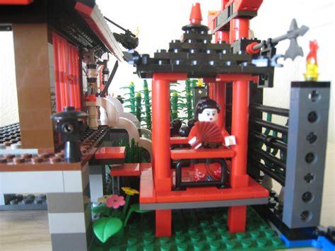 lego   lego ninjago temple japanese garden