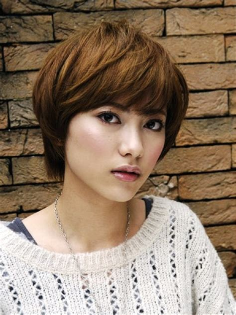 short haircuts asian girl pictures of cute short japanese haircut for women