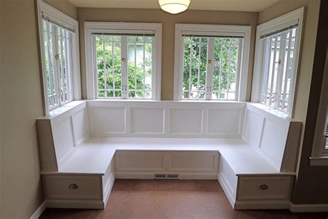 diy window bench with storage 25 kitchen window seat ideas home stories a to z