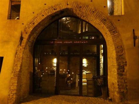 casa delle saracche le della saracca monforte d alba restaurant