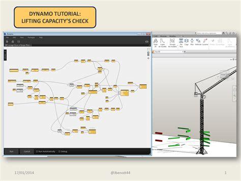 tutorial revit dynamo a crane serious game with revit and dynamo dynamo bim