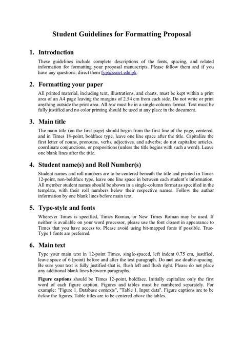 page proposal