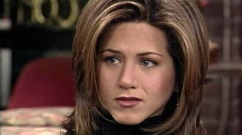 is rachels hair real on the doctors jennifer aniston reveals why she hated the rachel