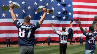 New Patriots by How America Really Feels About The New Patriots