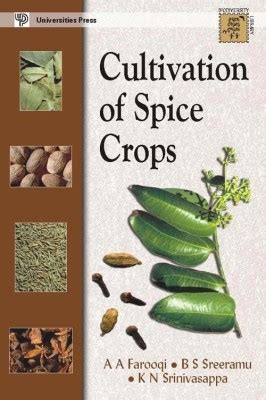 cultivation of spice crops 1 e pb 01 edition by a a