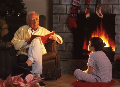 nice Going To Bed With Embers In Fireplace #2: Fireplace-at-Christmas.jpg