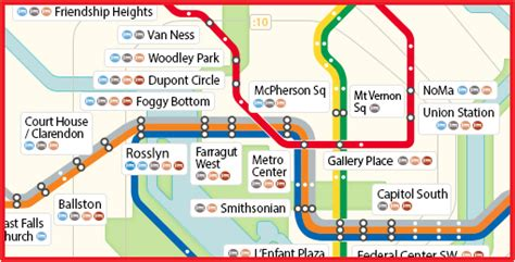 washington dc map of hotels dc hotels near metro stations