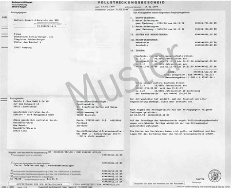 Musterbrief Widerspruch An Inkasso Vollstreckungsbescheid 171 Inkasso Anwalt