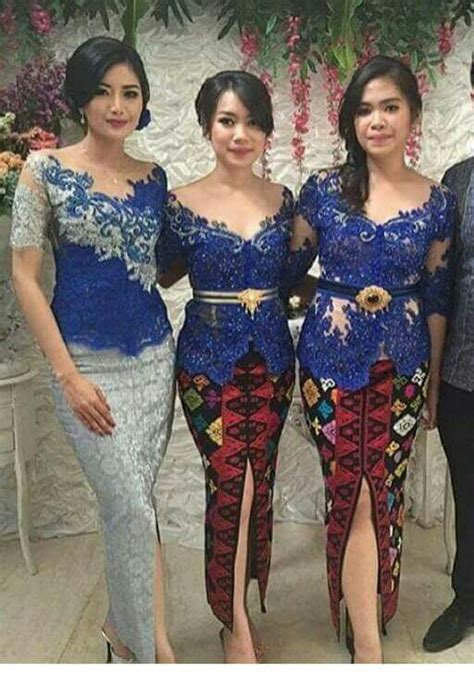 Kebaya Bali Modern Modifikasi Wisuda Wedding 10 kebaya www pixshark images galleries with a bite