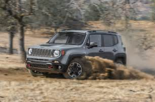 Renagade Jeep Jeep Renegade 2016 Motor Trend Suv Of The Year Contender