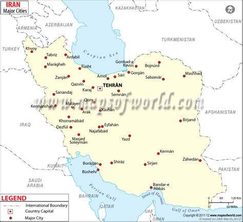 map of iran cities iran cities map cities in iran