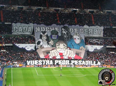 fotos real madrid ultras ultras sur the glorious history hooligans tv the