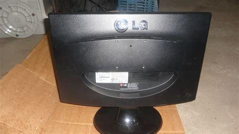 Monitor Lg Flatron W1943c monitor lg flatron w1943c widescreen 19 fonte alimenta 231 227 o r 190 00 em mercado livre