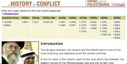 timeline of events in gaza and israel shows sudden rapid timeline of the israel gaza conflict