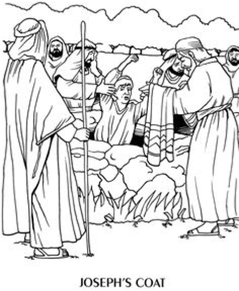 free coloring pages joseph bible bible joseph on pinterest bible stories egypt and