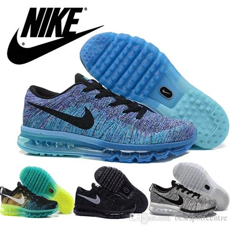 Nike Airmax Flyknit Premium Quality nike flyknit air max premium mens womens running shoes 100