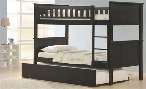 Twin Over Full Bunk Bed With Stairs And Trundle Hello Bunk Beds
