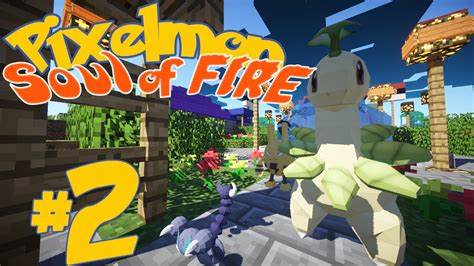bayleef makes friends pixelmon 3 0 soul of