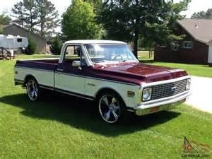 1972 Chevrolet Cheyenne 1972 Chevy Cheyenne C 10