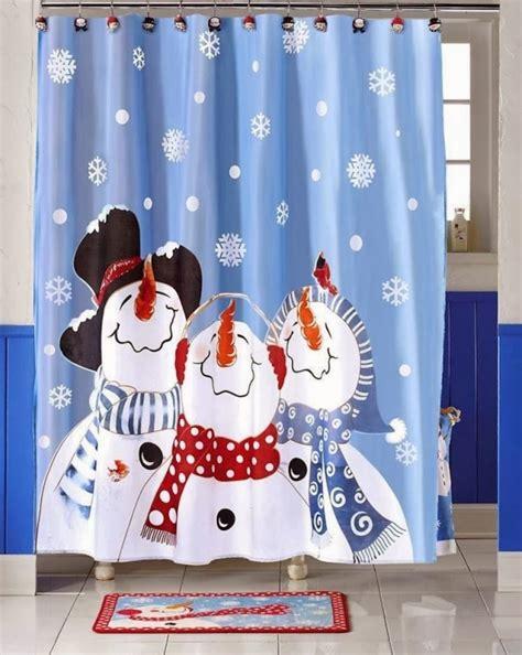 snowman shower curtain set snowman shower curtain set decor ideasdecor ideas
