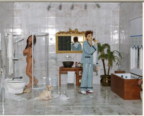 Shower Kits Diy by Bathroom Kits And Diy Miniatures