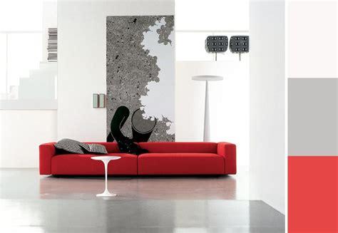 come colorare il soggiorno arredare il soggiorno con un divano rosso salotto perfetto