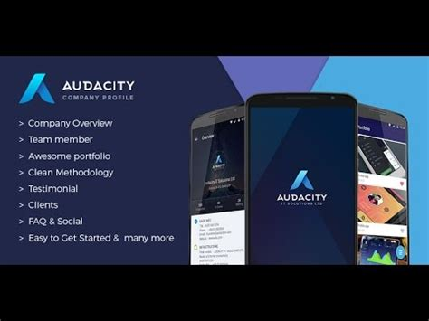 audacity android audacity marketing app android apps on play