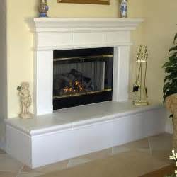 wood trim around fireplace fireplace raised hearth updated with wood trim