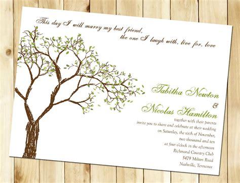 wedding invitation samples cloveranddot com