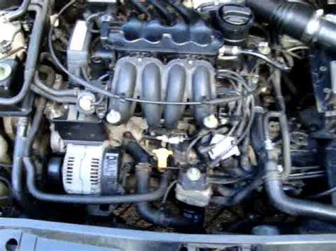Audi A3 Motor L by Audi A3 1 6 Draaiende Motor Youtube