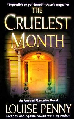 The Cruelest Month the cruelest month louise 9780312944506