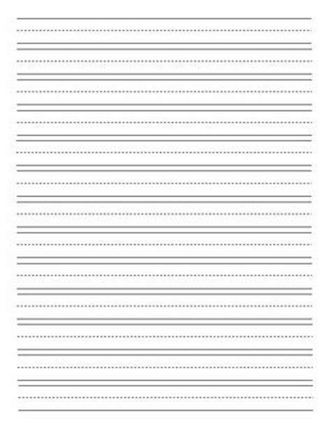 Free Printable Lined Paper For Spelling Words | free blank spelling test printable practice sheets